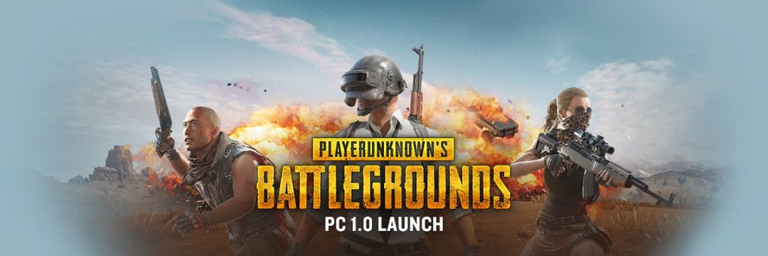 PlayerUnknown's Battlegrounds 1.0
