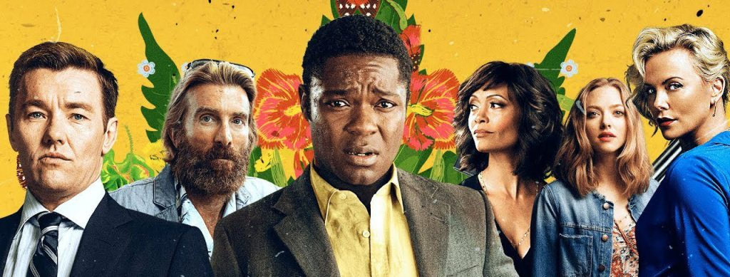 Gringo Red Band Trailer Has Arrived