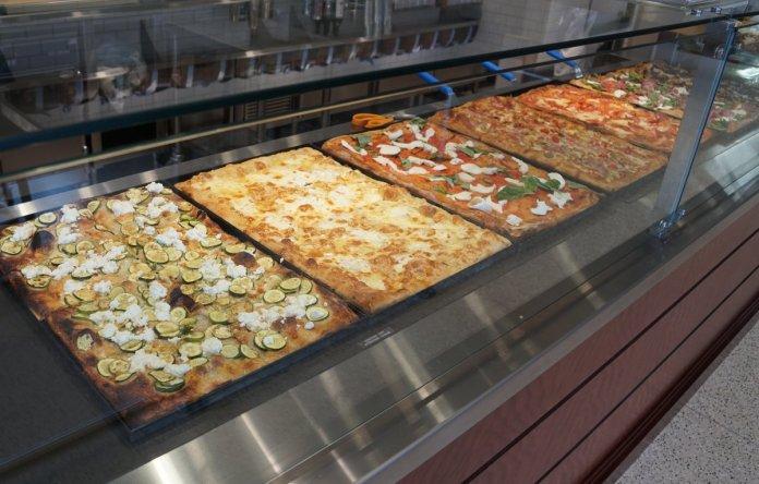 Resultado de imagem para Pizza Ponte disney springs