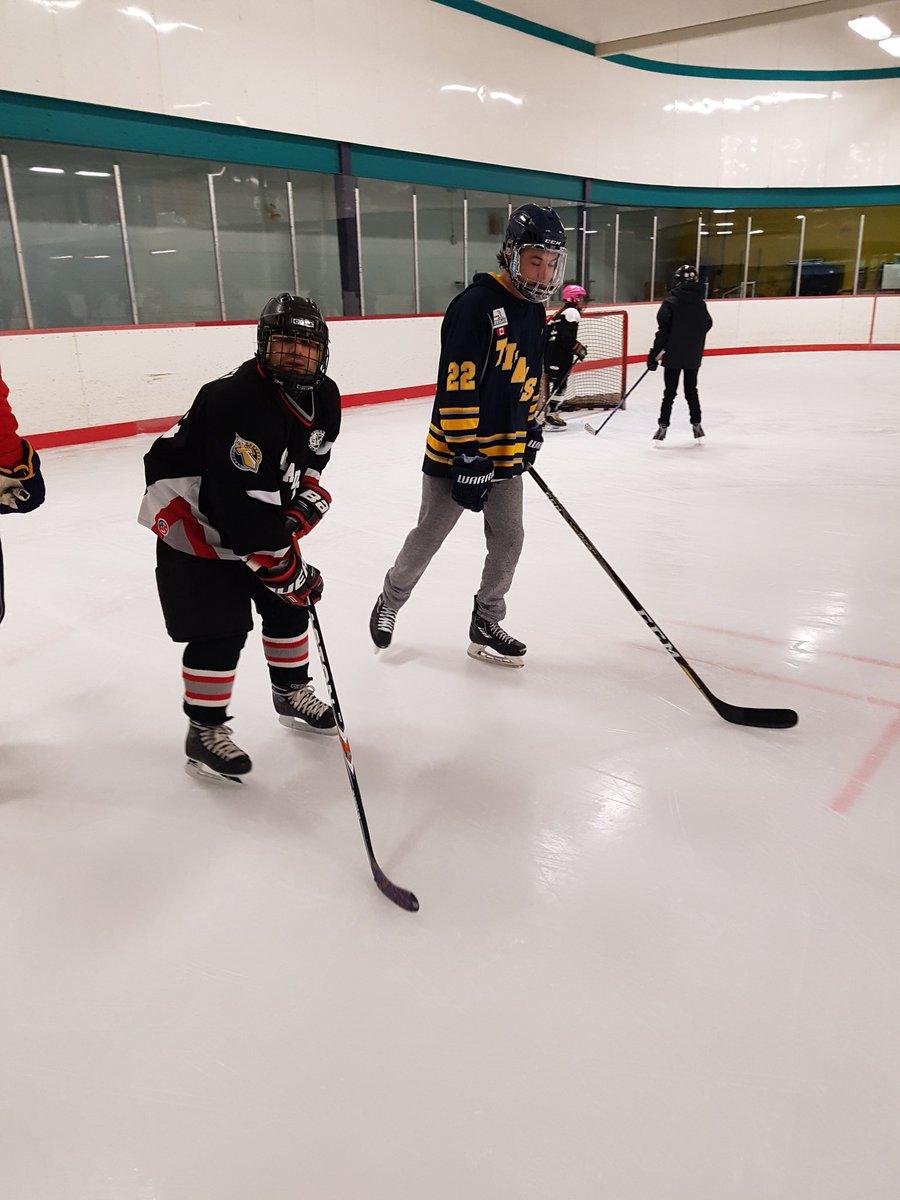 Permainan Hockey : permainan, hockey, Toronto, Titans, Midget, Twitter:,