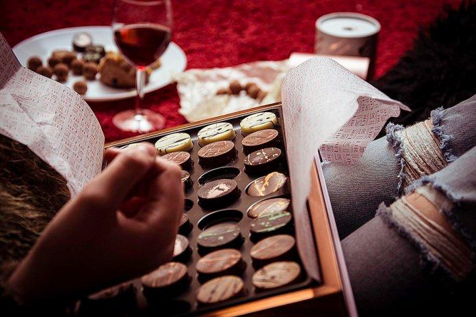 Lir Chocolates   Handcrafted Chocolates