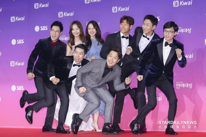 Image result for running man 2017 site:twitter.com