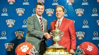 Alabama vs. Clemson Live Stream: Watch Sugar Bowl Online