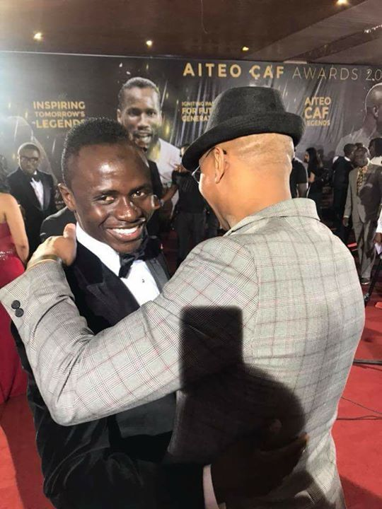 CAF Awards 2019: El Hadji Diouf finally reveals what he said to Sadio Mané
