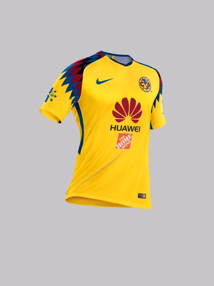 playera america 2018 nueva