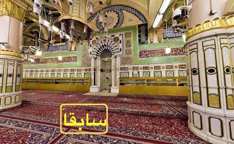 أحمد بن ناصر العبري בטוויטר بعد توقف ربع قرن أئمة المسجد