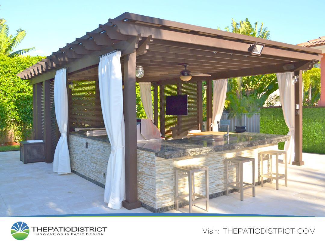 make your pergola patio cover the