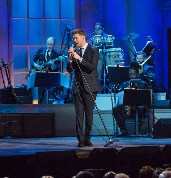 michael bublé on twitter