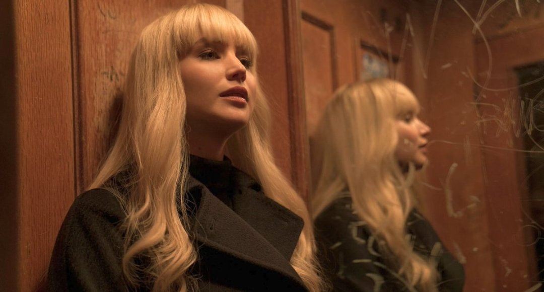 New Red Sparrow Trailer