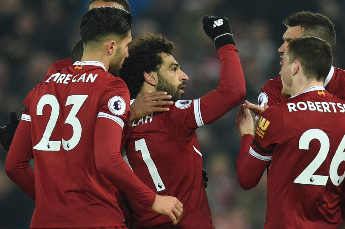 DThWsYDVoAAuzHm - WHAT A GAME!!! Liverpool Ends Man City Unbeaten Run After A 4 -3 Final Score ( Watch Goals Highlight)