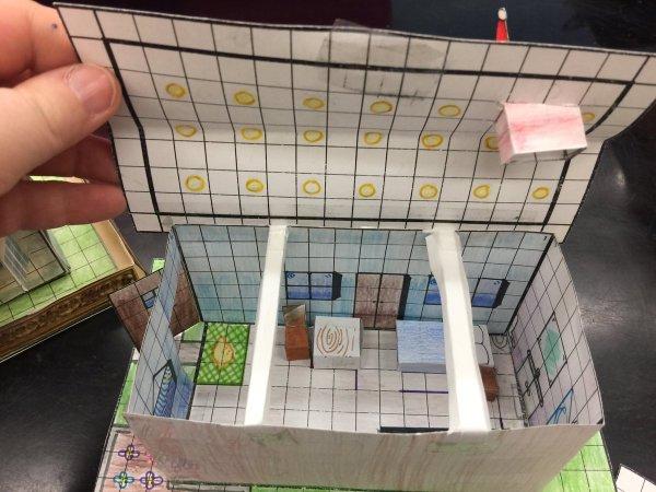 Tiny House Project Math
