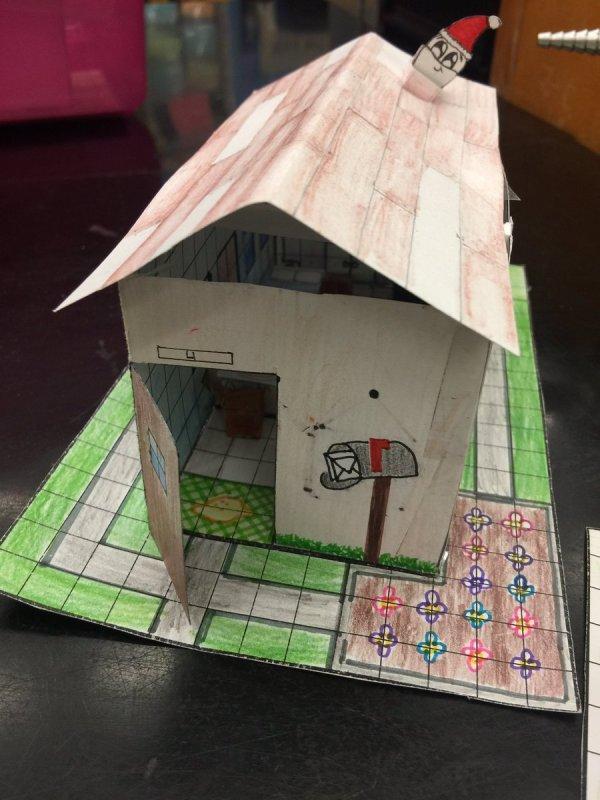 Build a Tiny House Project Math
