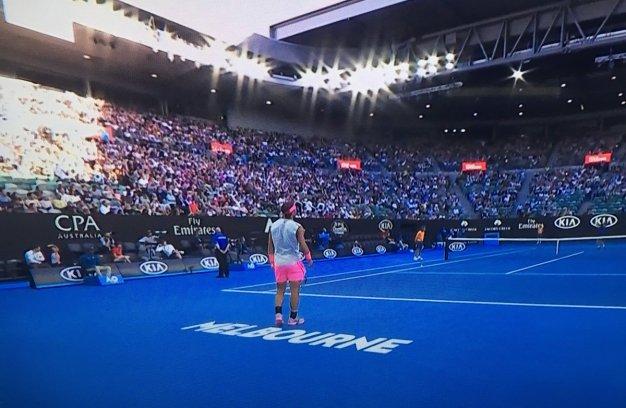Rafa Nadal Open Australia