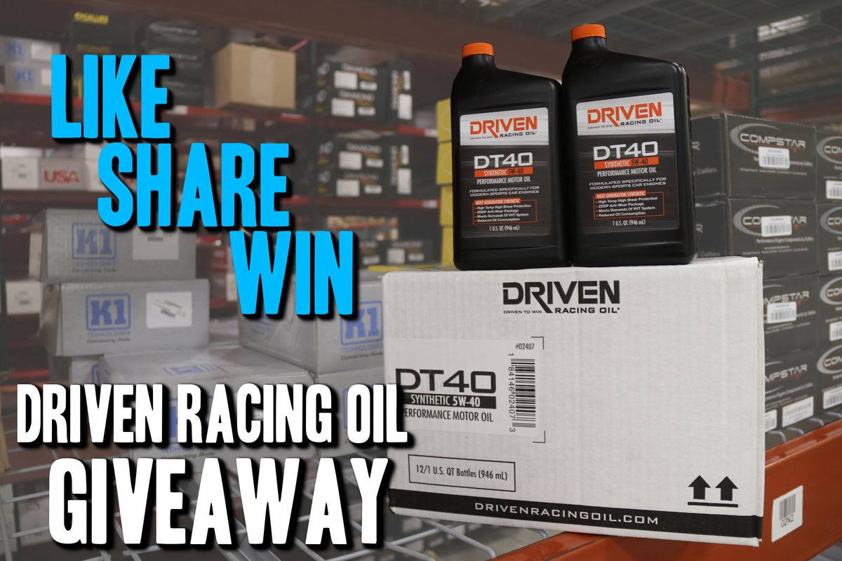 hight resolution of driven racing oil