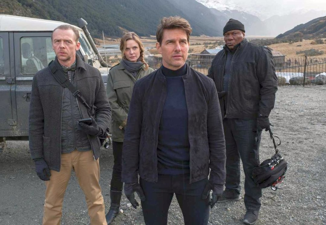 Mission: Impossible Fallout Poster & Trailer Tease Revealed 2