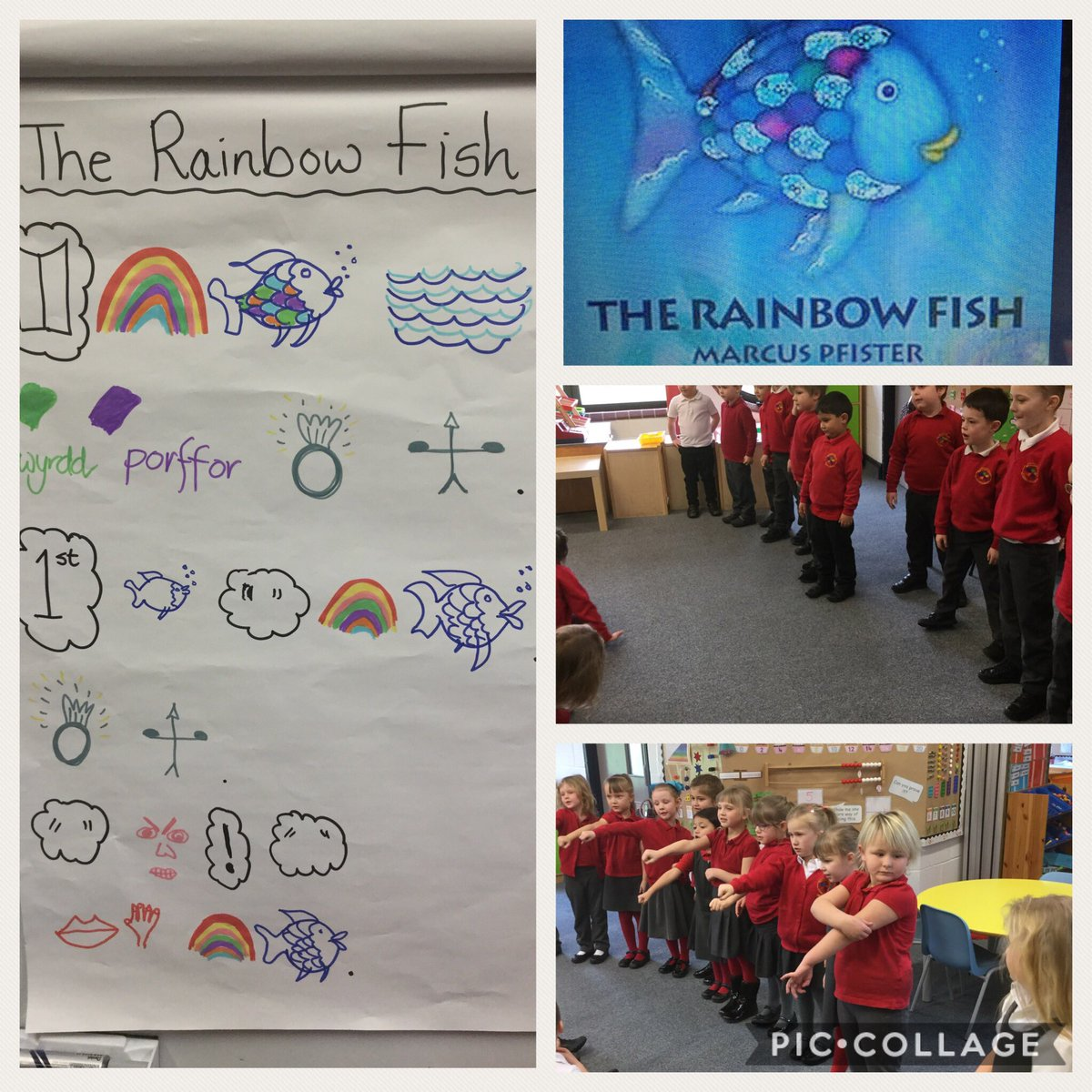 Blaenycwm Primary On Twitter Dosbarth Coch Started Their Talk For Writing Today The Story