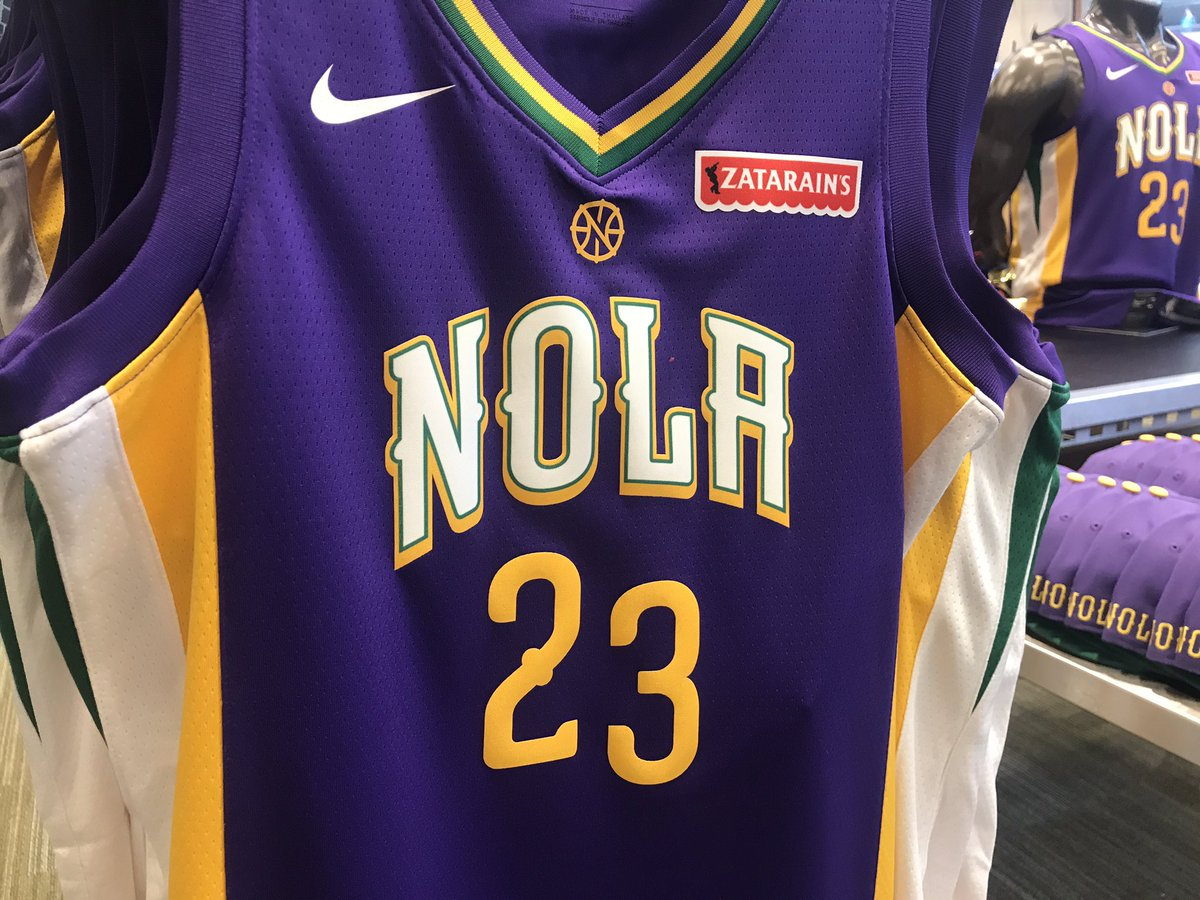 New Orleans Pelicans On Twitter Our City Edition Mardi