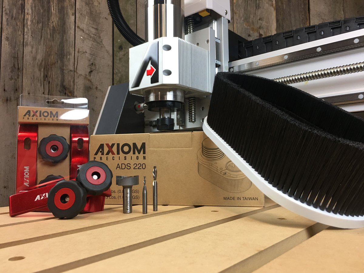 Axiom Cnc Router