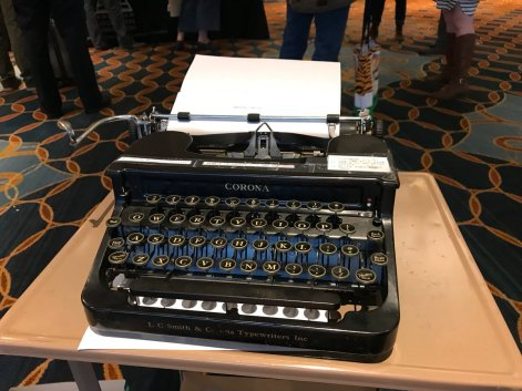 Image result for notes from a public typewriter