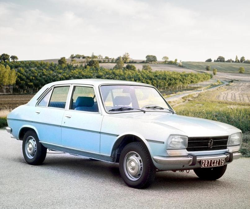 Happy 50th Birthday Peugeot 504
