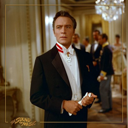 Image result for christopher plummer in sound of music