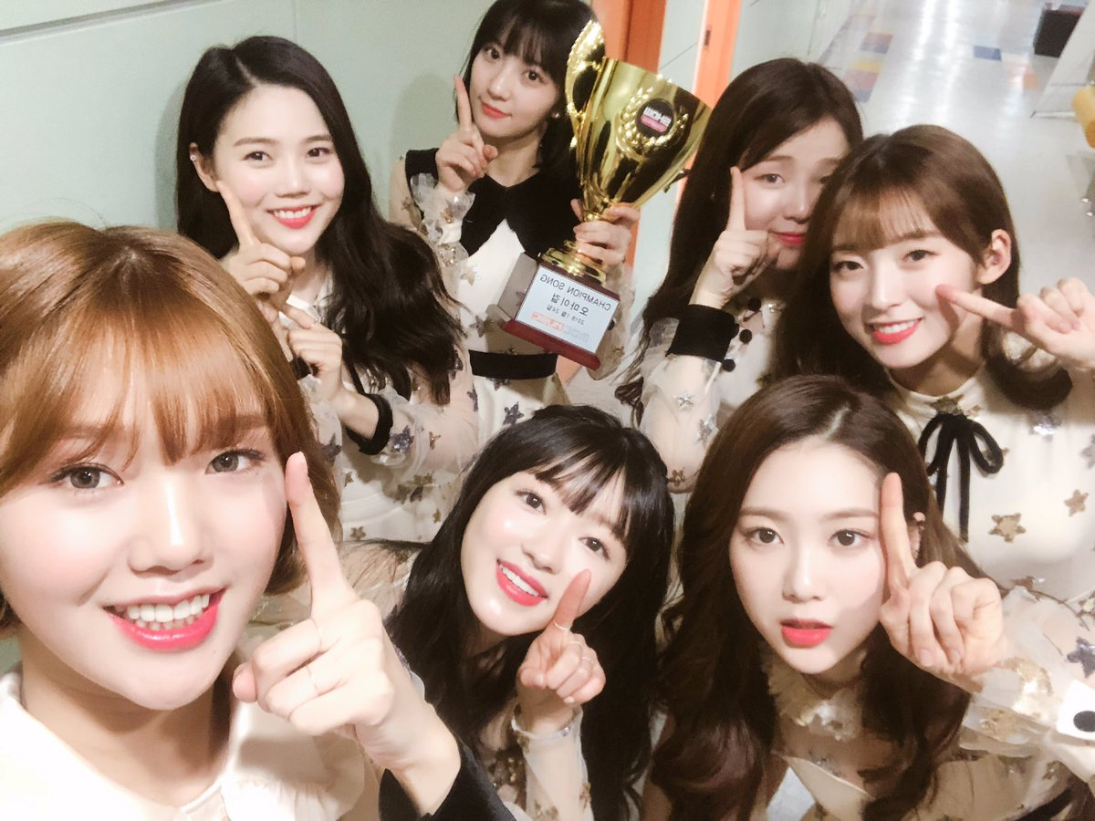 Image result for oh my girl site:twitter.com