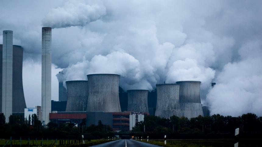 Man-Made Global Warming