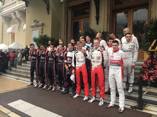 Rally MonteCarlo Streaming