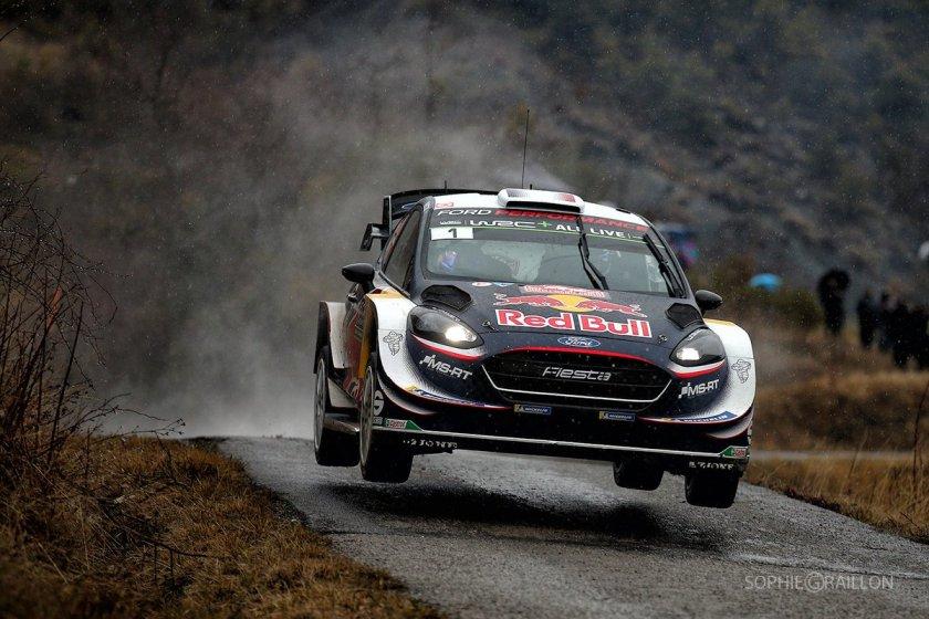 Rally MonteCarlo