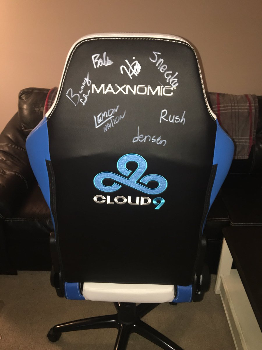 Cloud 9 Gaming Chair Nick Johnson On Twitter