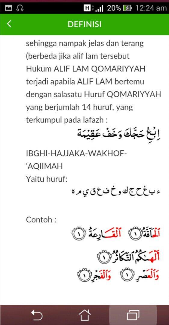 Hukum Alif Lam : hukum, عمَّار, ذوالكفلي, Twitter:,