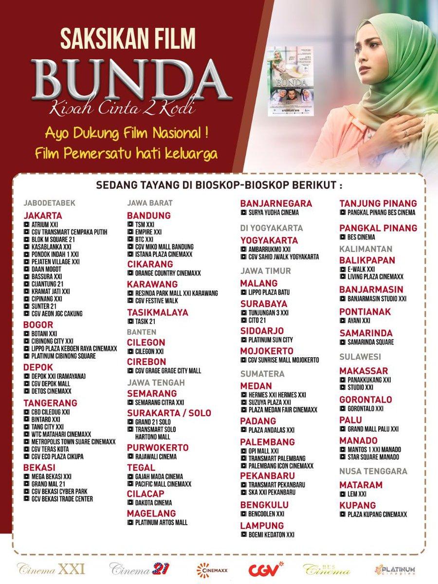 Jadwal Bioskop Surakarta : jadwal, bioskop, surakarta, Asmanadia, Twitter:,