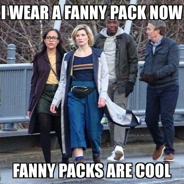 Dwayne Johnson Fanny Pack Meme Imgurl