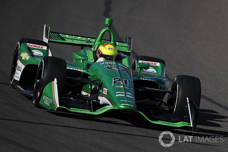 """test Twitter Media - . @SpencerPigot """"fully ready"""" for the full-time @IndyCar driver role at @ECRIndy, after oval refresher course in the Phoenix @ISMRaceway test… https://t.co/AqImKapknD https://t.co/ONRUjIq8sC"""