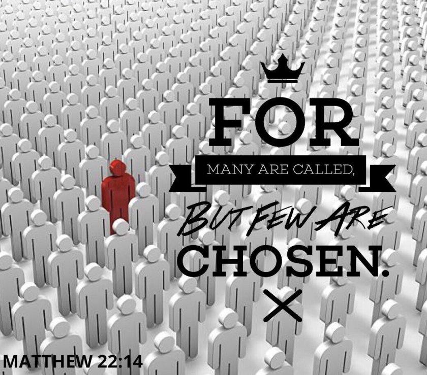 Hasil gambar untuk matthew 22:14