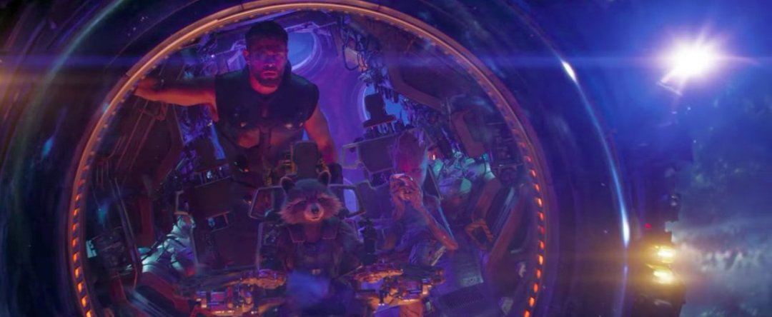 Avengers: Infinity War TV Spot