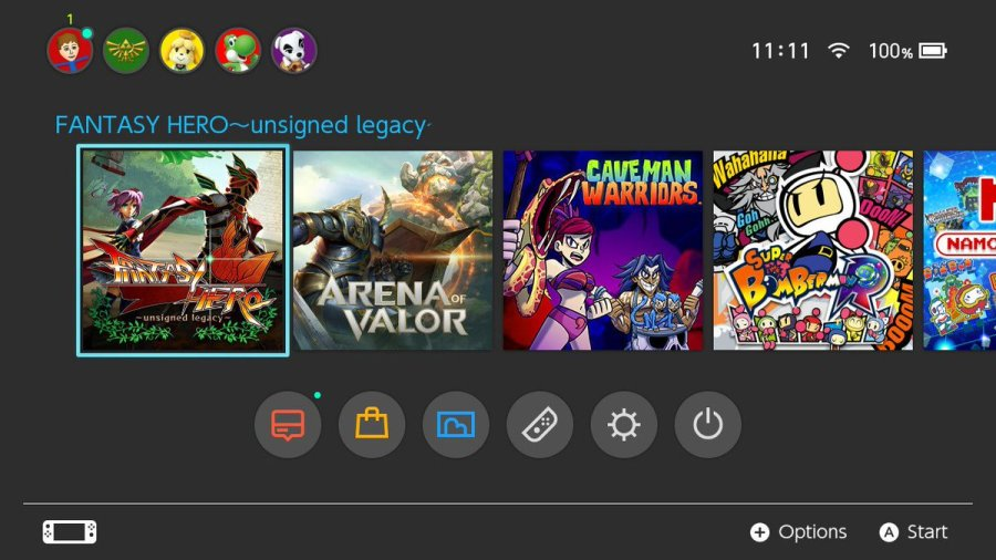 Review] Fantasy Hero -Unsigned Legacy-(Nintendo Switch
