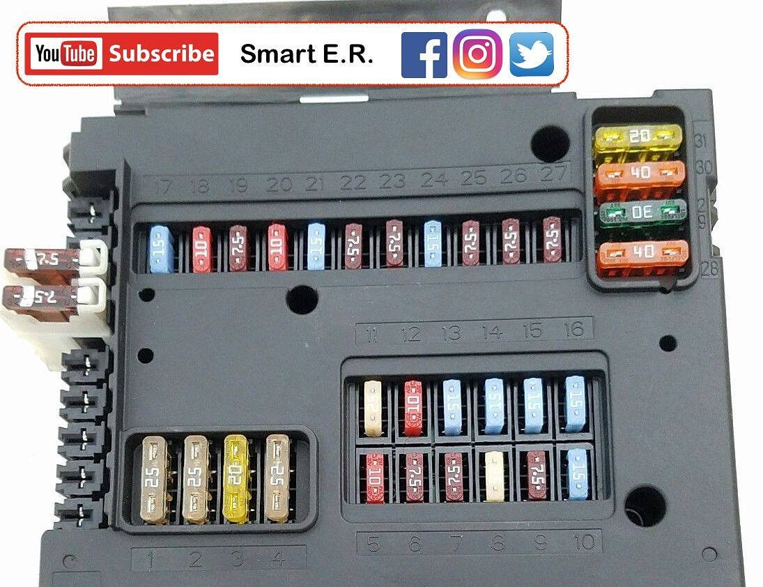 hight resolution of smart fuse box wiring diagram paperpion smart car fuse box wiring diagram new smart fuse box