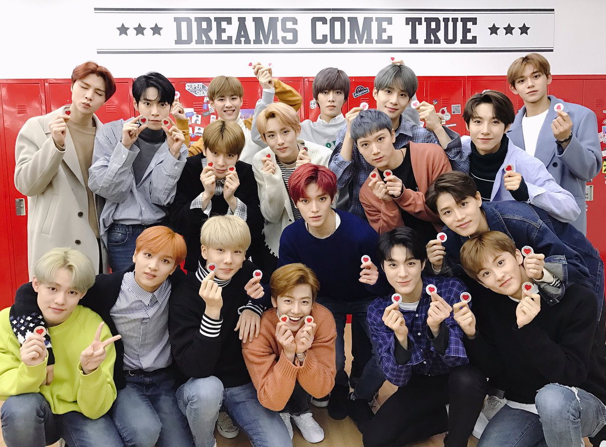 NCT NCTsmtown Twitter