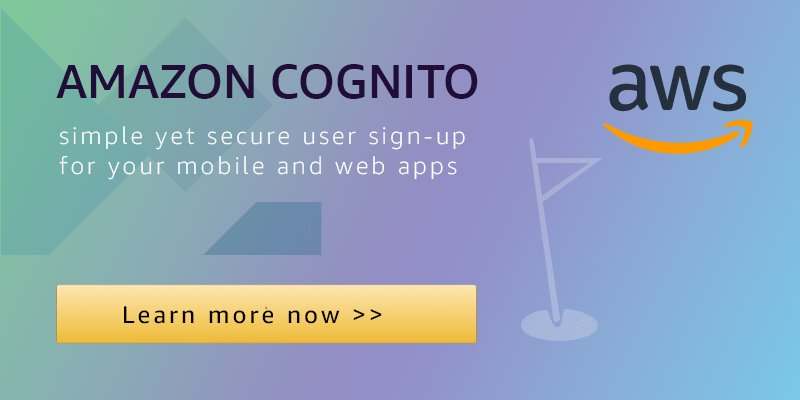 Keep your users safe away from hackers. Implement a secure user sign-up with Amazon Cognito.
