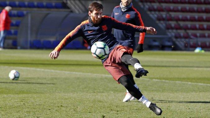 Rusia 2018 Messi