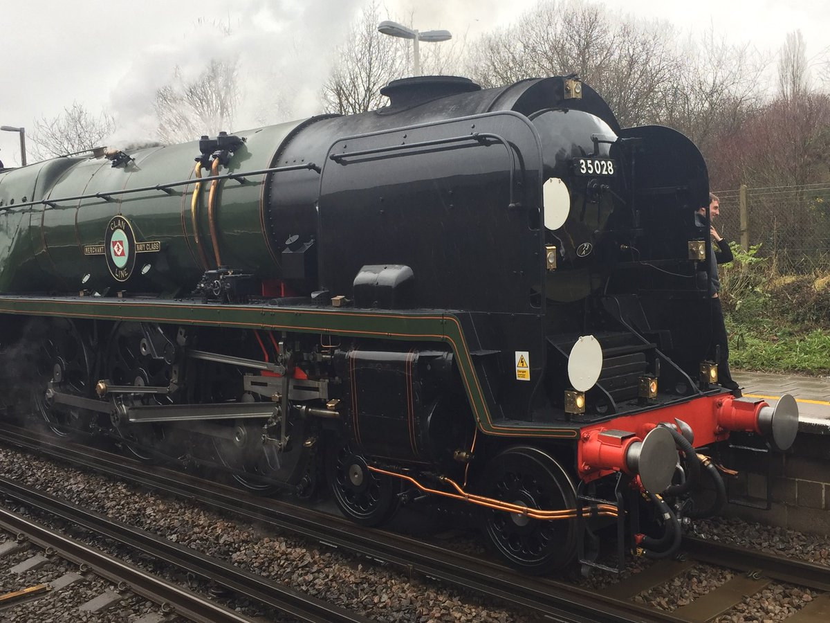 35011 General Steam Navigation