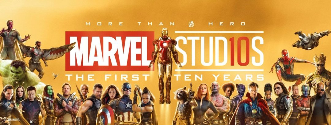 Marvel Cinematic Universe 10-Year Anniversary Celebration 1