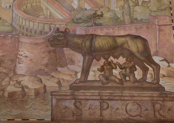 Image result for lupercalia wolf