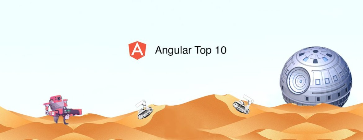 Angular Top 10 Articles for the Past Month (v.Feb 2018)  @angular #JavaScript