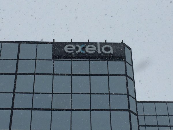 Exela Technologies Exelatech Twitter
