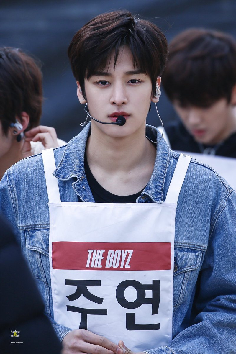 Image result for the boyz juyeon site:twitter.com