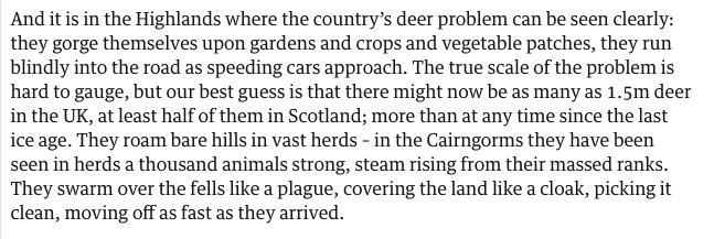 "test Twitter Media - ""The Deer Cull Dilemma"" Evocative story from @CalFlynn/@gdnlongread https://t.co/aBVnKD1iXW https://t.co/gPrOLmvUCt"