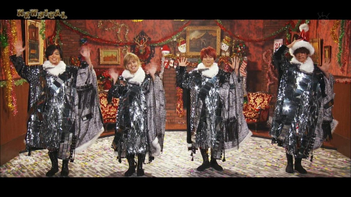 test ツイッターメディア - 色んな歌番見返しててんけどさKINGDOMのまっすーの首元宇宙服感あるくない?(笑) NEWSICALの服もなんか首元が宇宙服感あるきがする🤥🤥 とりまEPCOTIA🚀🌏が楽しみって話♡ https://t.co/wwIcKoPg8w