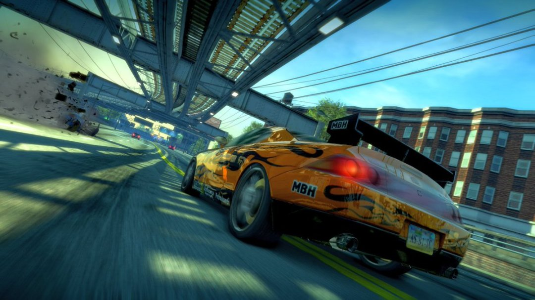Burnout Paradise Remastered For PC, PS4 & Xbox One Announced